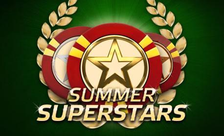 Суперзвезды лета на PartyPoker - $5000 в ежедневных фрироллах